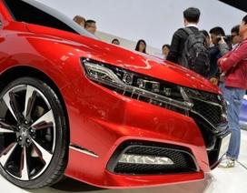 Honda Spirior Concept - Hình ảnh mới của Accord?